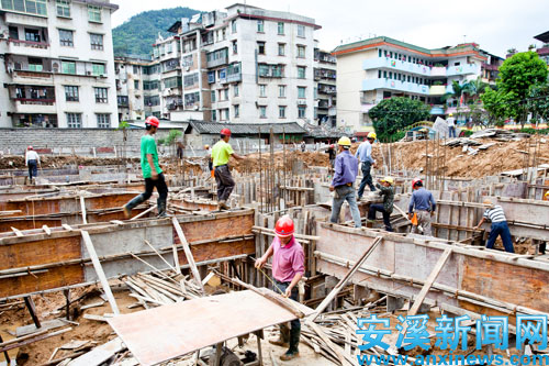 安溪新闻网_ 安溪第五幼儿园建设项目